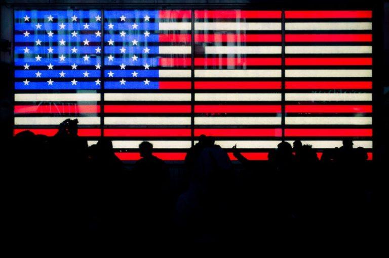 Colorado 2018 Ballot Guide, American Flag
