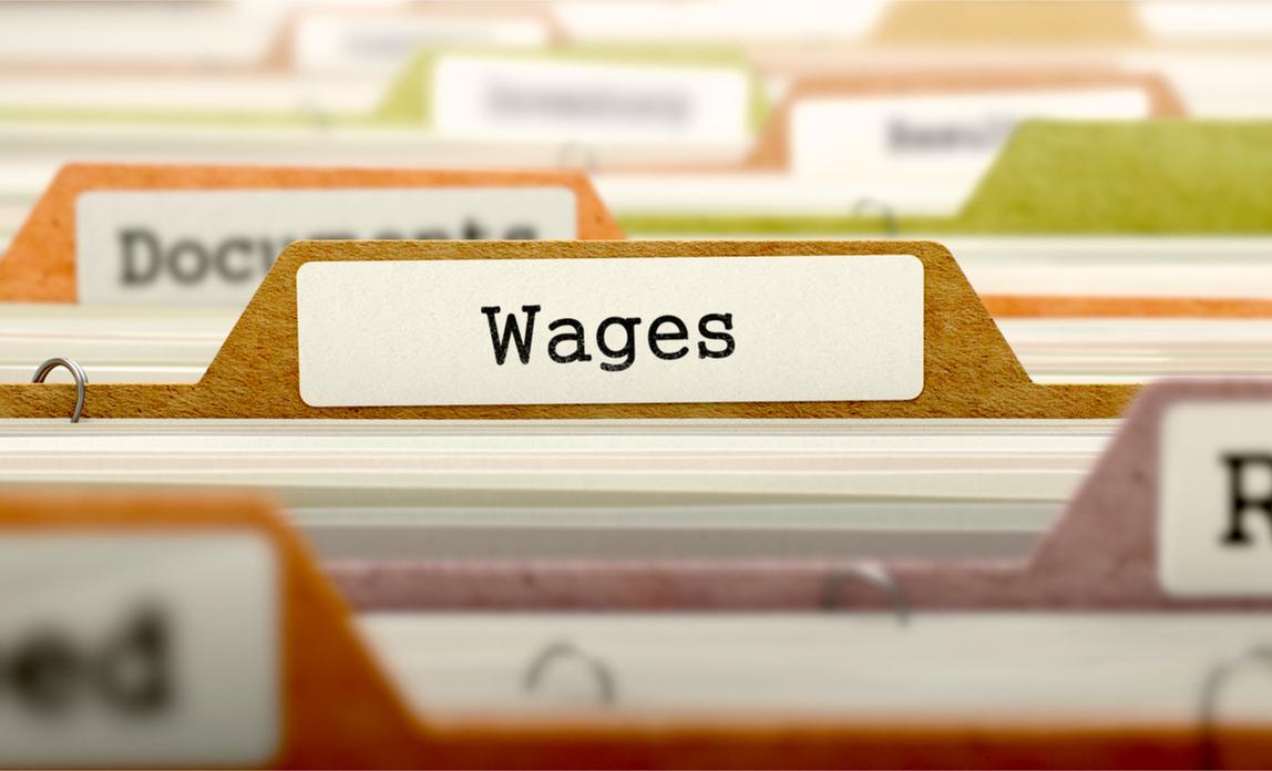 wage gains