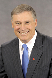public health insurance option, Inslee