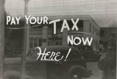 pay your tax now (tax fairness)